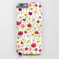 Flowerfield iPhone 6s Slim Case