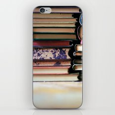 vintage pages iPhone & iPod Skin