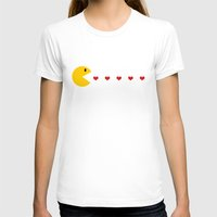 pacman T-shirts featuring Pacman by APO+