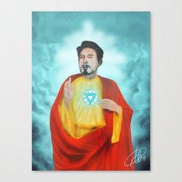 Saint Tony Canvas Print
