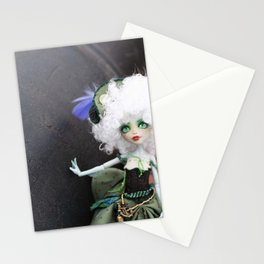 Natica by the canons Stationery Cards