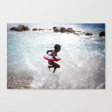 Haiti is Beautiful Canvas Print