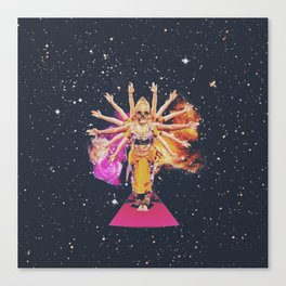 Visions v01 Canvas Print