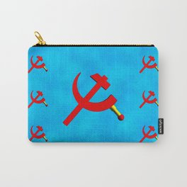 Hammer and Sickle Carry-All Pouch