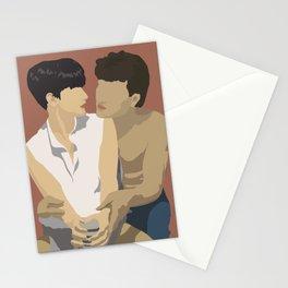 Ghost movie illustration minimal minimalistic digital artwork Stationery Cards