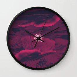 Sacred Cramps Wall Clock