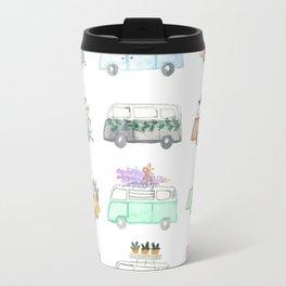 Plants on Buses Travel Mug