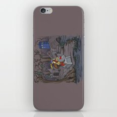 WHO Shall Not Pass iPhone & iPod Skin