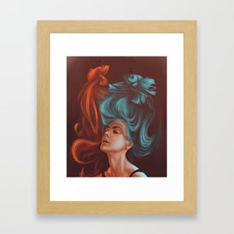 Compatibility Framed Art Print