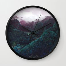Hometown Valley ~Keikoku~ Wall Clock