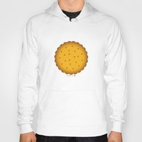 cookie Hoodies featuring Cookie. by #pavel_petrov_art2