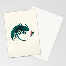 toothless Stationery Cards