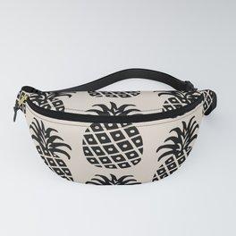 Retro Mid Century Modern Pineapple Pattern 545 Fanny Pack