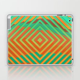 TOPOGRAPHY 2017-021 Laptop & iPad Skin