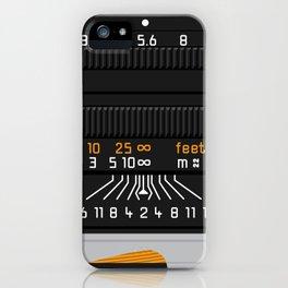 Leica 50mm iPhone Case