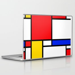 Piet Pattern Laptop & iPad Skin