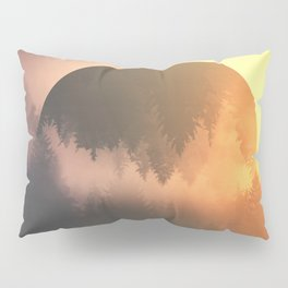 Morning Glory Pillow Sham