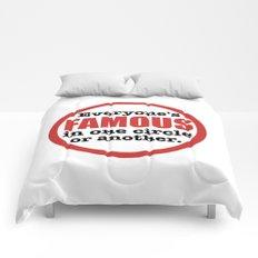 Famous Comforters
