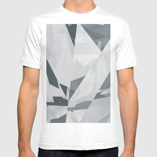 Ice cracks #1 T-shirt