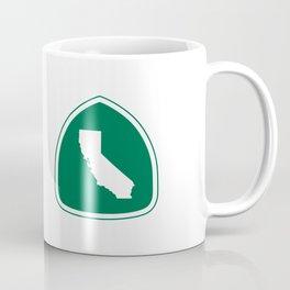 California Spade Coffee Mug