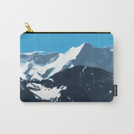 swiss mountains Carry-All Pouch