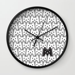 What if you're right and they're all wrong Wall Clock