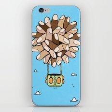fingers iPhone & iPod Skin
