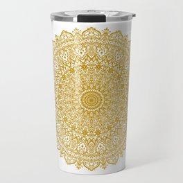 Beautiful Mandala Travel Mug