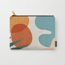 Abstract Art Beautiful summer pallette color Carry-All Pouch