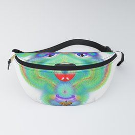Biscuit Breath Fanny Pack