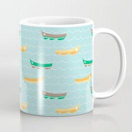 Bahary Boats Coffee Mug