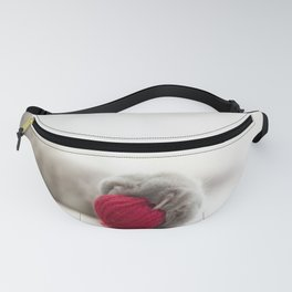 Cat play Fanny Pack
