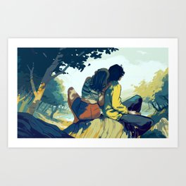 Summer of '65 Art Print