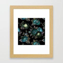 The Night Garden IV Framed Art Print