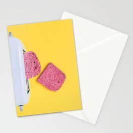 Toaster Stationery Cards