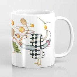 Cockfight Mug Coffee Mug