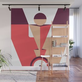 Pull-Up Wall Mural