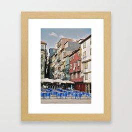 Ribeira do Porto Framed Art Print