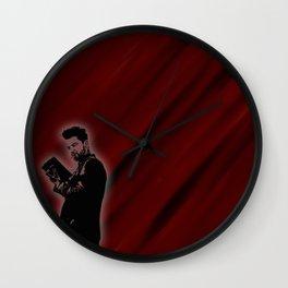 Jesse Custer Wall Clock
