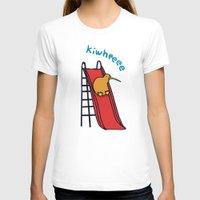 kiwi T-shirts featuring Kiwi by Picomodi