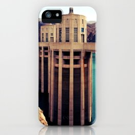 Hoover iPhone Case