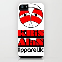 KAA Patch iPhone Case