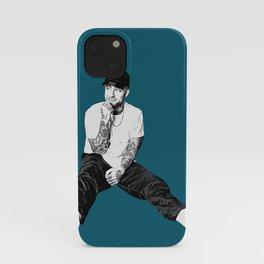 Mac Miller art iPhone Case