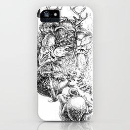 Ullr 2 iPhone Case