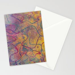 Abstract No. 220 Stationery Cards