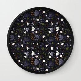 Vesper Garden Wall Clock