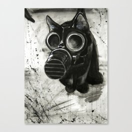 Catastrophe Canvas Print