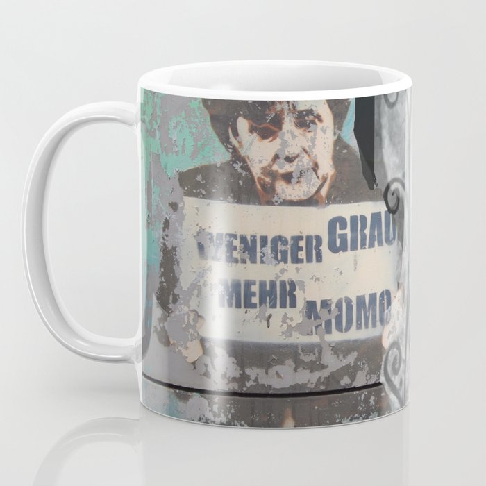 STRANGE DAYS ANGELA! Coffee Mug