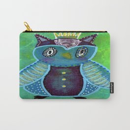 Quirky Bird 3 Carry-All Pouch