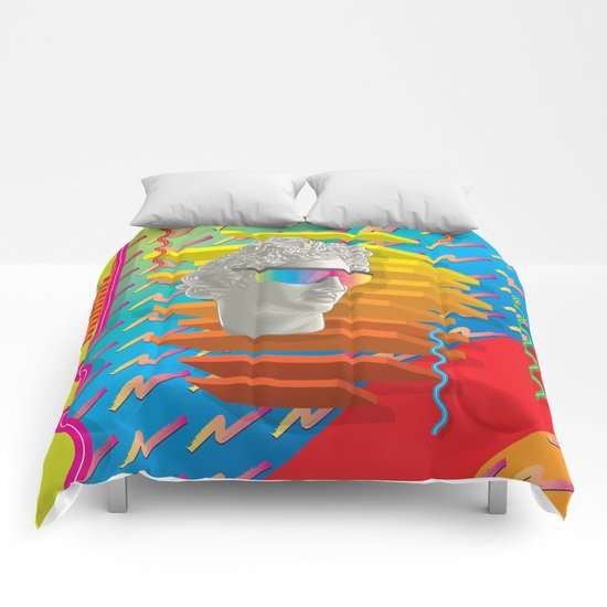 Super Tacky System Comforters
